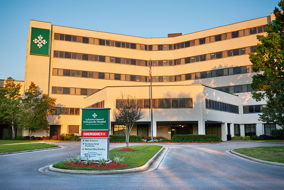 Lafayette General Orthopaedic Hospital