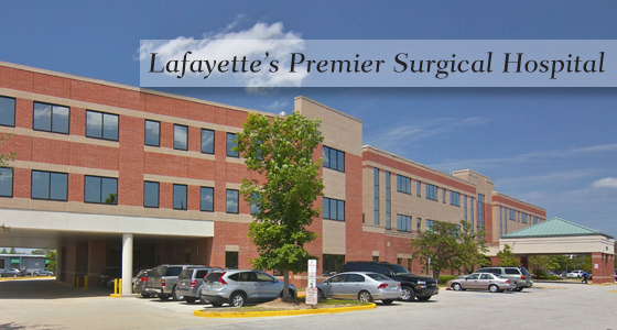 Lafayette General Surgical Hospital