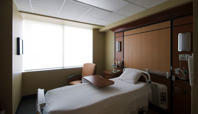 A Physical Therapy and Rehabilitation Room on Our 4th Floor