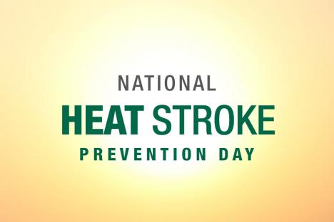 heat stroke prevention day