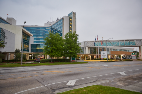 Lafayette General Medical Center exterior