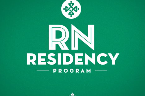 large text RN Residency Program