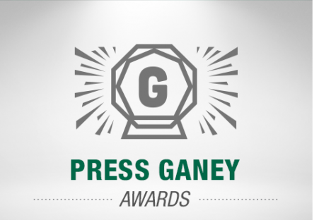 Press Ganey Award